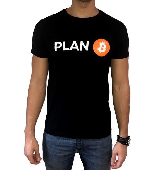 Muška majica - Plan B