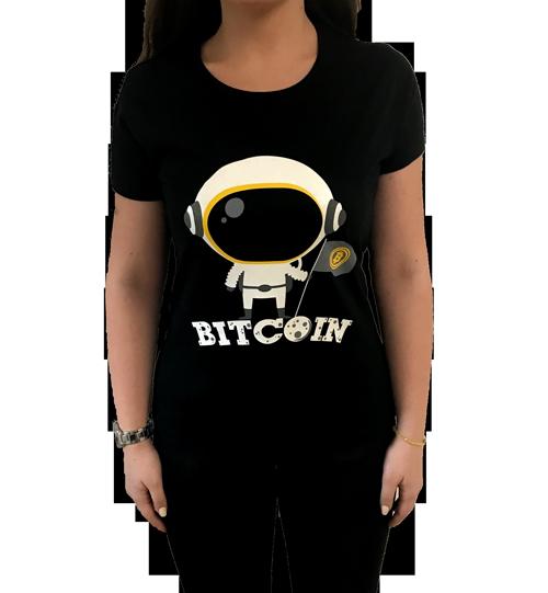 Ženska majica - Astronaut