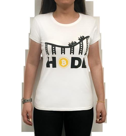 Ženska majica - HODL