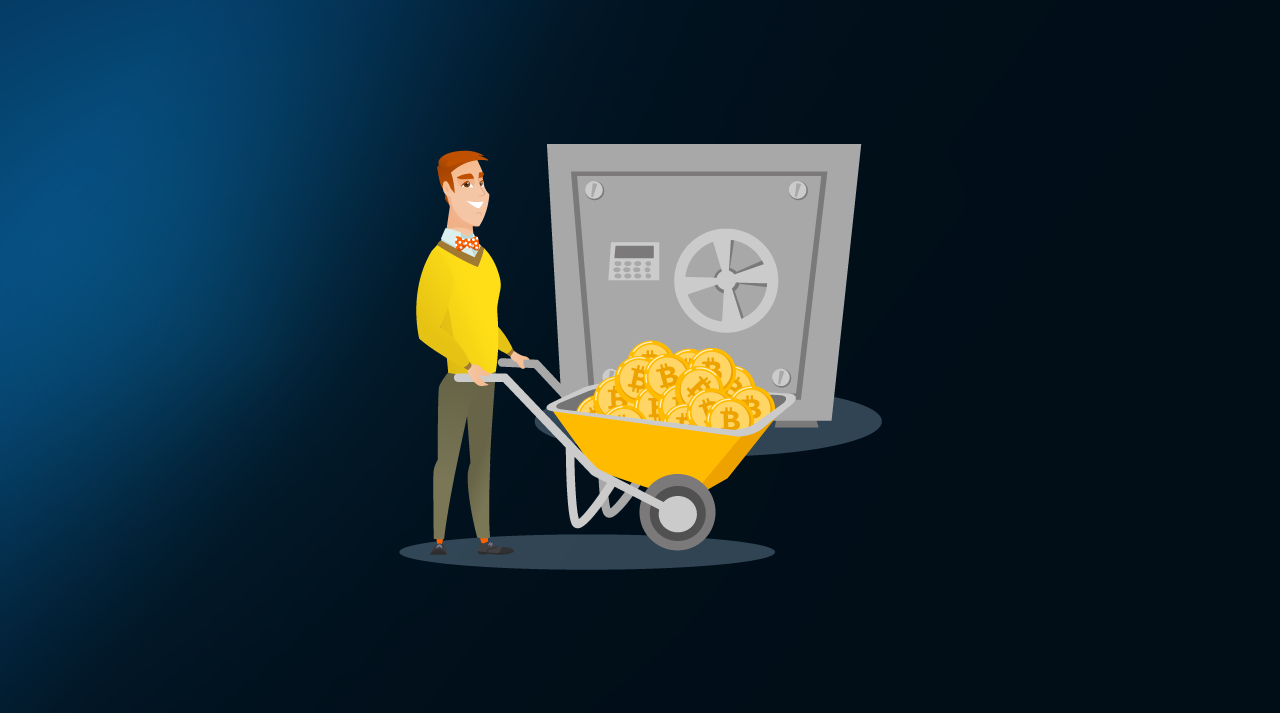 Štednja u kriptovalutama - Vodič za početnike - vizual