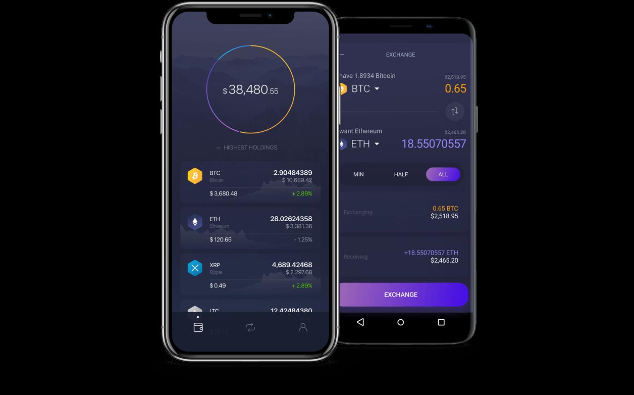 Exodus mobilni novčanik