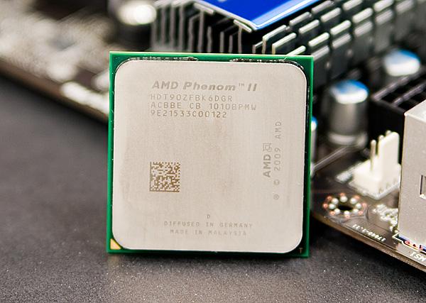 Istorija rudarenja bitkoina - AMD Phenom II procesor iz 2008. godine