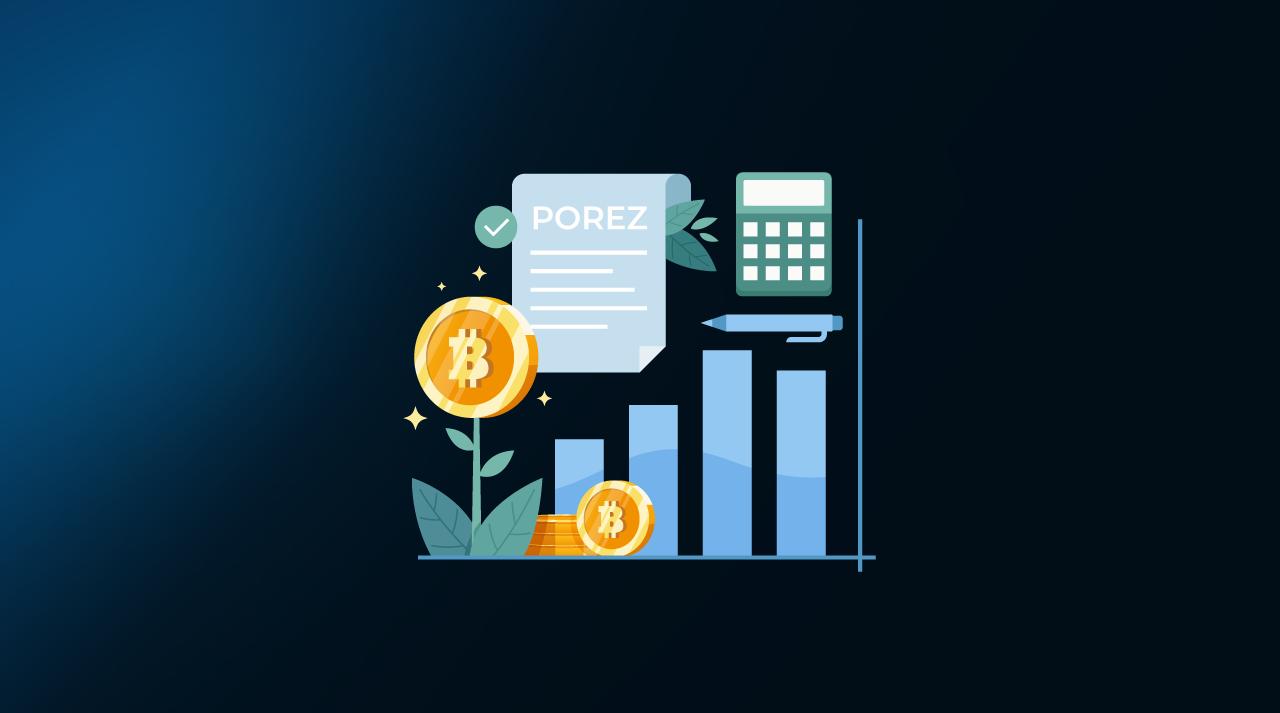 Kako plaćam porez kada prodam Bitcoin ili neku drugu kriptovalutu
