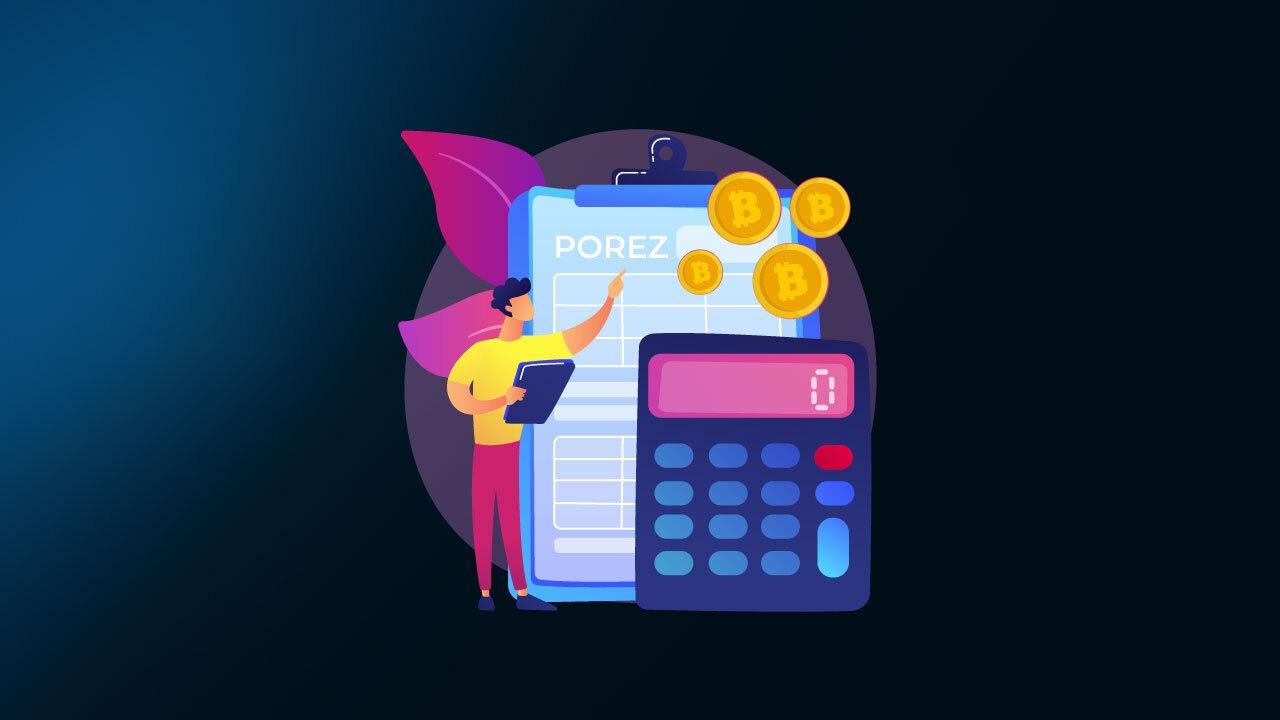 Porez na zaradu od kriptovaluta